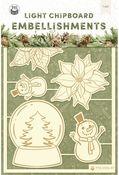 #04 Chipboard Embellishments - Cosy Winter - P13