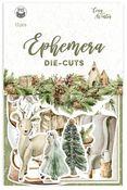Cosy Winter Ephemera Die-Cuts -  P13