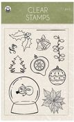 Cosy Winter Photopolymer Stamps - P13 - PRE ORDER