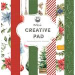 Red & Green Cosy Winter 12x12 Paper Pad - P13