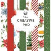 Red & Green Cosy Winter 12x12 Paper Pad - P13 - PRE ORDER
