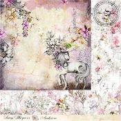 Ambrose Paper - Fairy Whispers - Blue Fern Studios