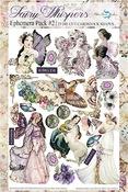 Fairy Whispers Ephemera Pack #2 - Blue Fern Studios - PRE ORDER