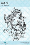 Annalyse Clear Stamps - Fairy Whispers - Blue Fern Studios - PRE ORDER