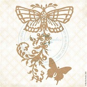Will-o' The Wisp Chipboard Pieces - Fairy Whisper - Blue Fern Studios