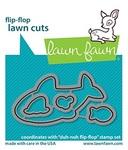 Duh-nuh Flip Flop Lawn Cuts - Lawn Fawn