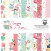 Sugar & Spice 12x12 Paper Pad - P13