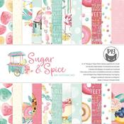 Sugar & Spice 6x6 Paper Pad - P13