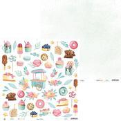 Sugar & Spice Paper #7 - P13 - PRE ORDER
