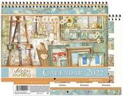 Atelier des Arts 2022 Calendar - Stamperia