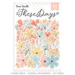These Days Floral Ephemera - Cocoa Vanilla Studio - PRE ORDER