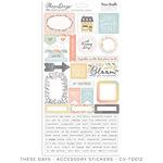 These Days Accessory Stickers - Cocoa Vanilla Studio