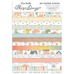These Days A5 Paper Stack - Cocoa Vanilla Studio