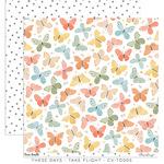 Take Flight Paper - These Days - Cocoa Vanilla Studio