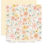 Home Grown Paper - These Days - Cocoa Vanilla Studio