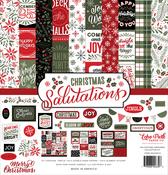 Salutations Christmas Collection Kit - Echo Park