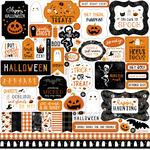Halloween Party Element Sticker - Echo Park