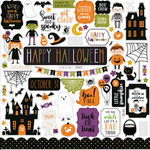 Halloween Magic Element Sticker - Echo Park