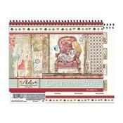 Alice 2022 Calendar - Stamperia - PRE ORDER