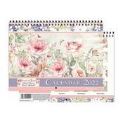 House of Roses 2022 Calendar - Stamperia - PRE ORDER
