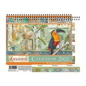 Amazonia 2022 Calendar - Stamperia - PRE ORDER