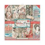 Sir Vagabond In Japan 6x6 Paper Pad - Stamperia - PRE ORDER