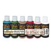 Pink Christmas Allegro Paint Kit - Stamperia - PRE ORDER