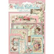Pink Christmas Cards Collection - Stamperia - PRE ORDER