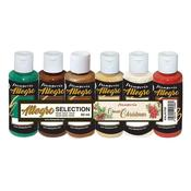 Classic Christmas Allegro Paint Kit - Stamperia - PRE ORDER