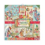 Christmas Patchwork 6x6 Paper Pad - Stamperia