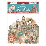 Colored Clear Die Cuts - Sir Vagabond in Japan - Stamperia