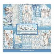 Winter Tales 6x6 Paper Pad - Stamperia