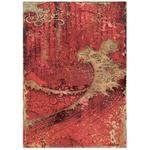 Red Texture Rice Paper - Sir Vagabond In Japan - Stamperia - PRE ORDER
