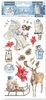 Christmas Elements Chipboard - Winter Tales - Stamperia