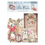 Christmas Elements Assorted Die Cuts - Winter Tales - Stamperia - PRE ORDER