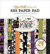 Halloween Magic 6x6 Paper Pad - Echo Park