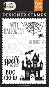 Spell On You Stamp Set - Halloween Magic - Echo Park