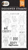 Got Candy Stamp Set - Halloween Magic - Echo Park