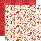 Leaf Pile Paper - Fall - Echo Park