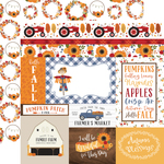 Journaling Cards Paper - Fall - Echo Park