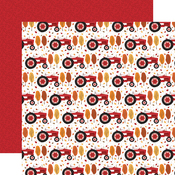 Hay Day Paper - Fall - Echo Park