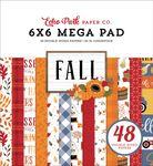 Fall Cardmakers 6x6 Mega Pad - Echo Park