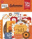 Fall Ephemera - Echo Park