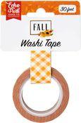 Havest Plaid Washi Tape - Fall - Echo Park