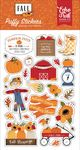 Fall Puffy Stickers - Echo Park