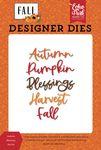 Autumn Blessings Die Set - Fall - Echo Park