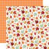 Crisp Leaves Paper - Welcome Autumn - Carta Bella