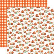 Pumpkin Patch Picks Paper - Welcome Autumn - Carta Bella