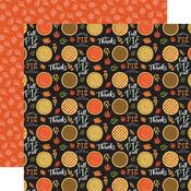 Perfect Pie Paper - Welcome Autumn - Carta Bella