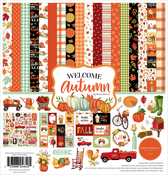 Welcome Autumn Collection Kit - Carta Bella